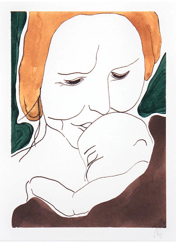 Illustration til salg